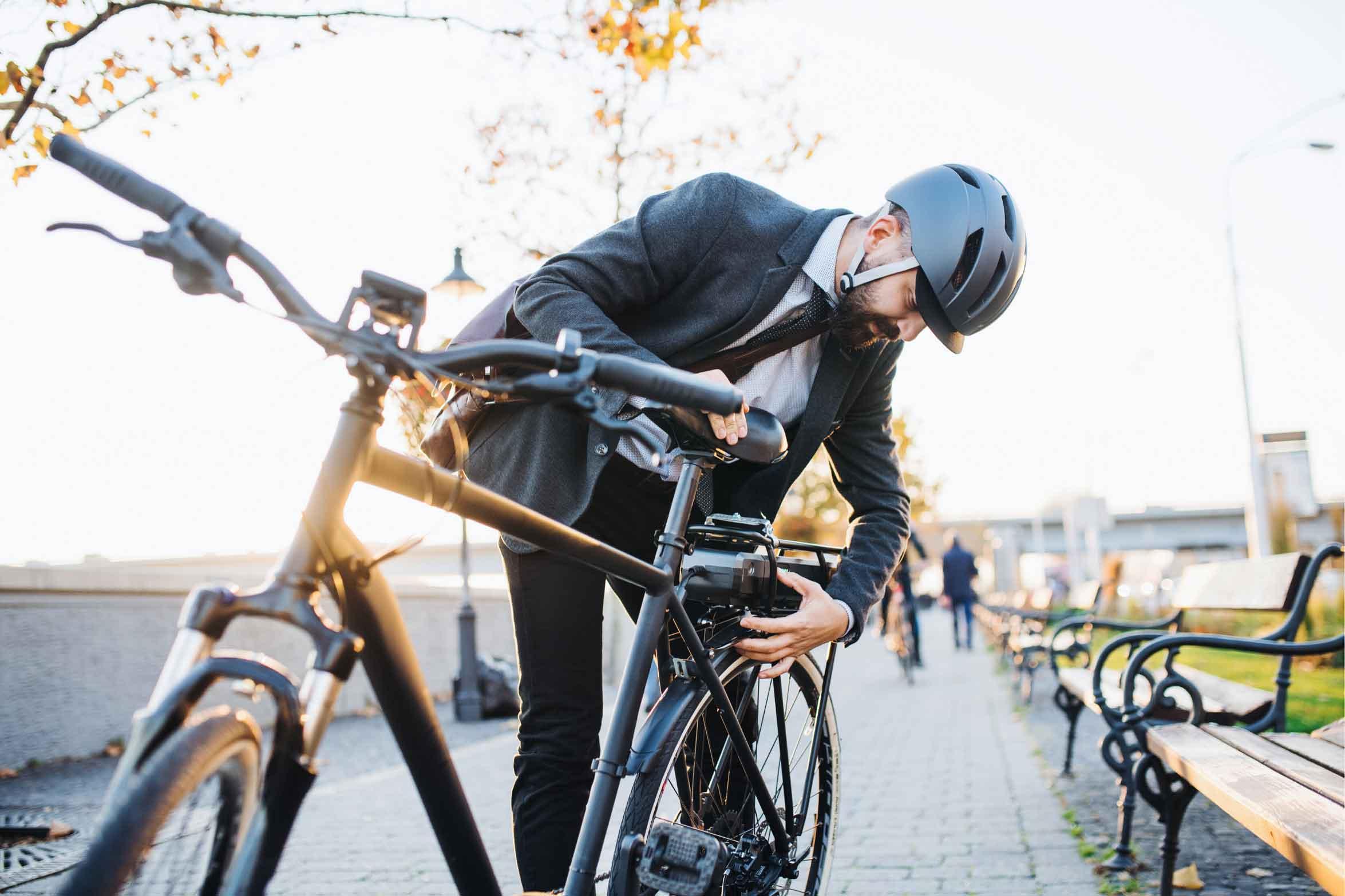 ביטוח גניבת אופניים