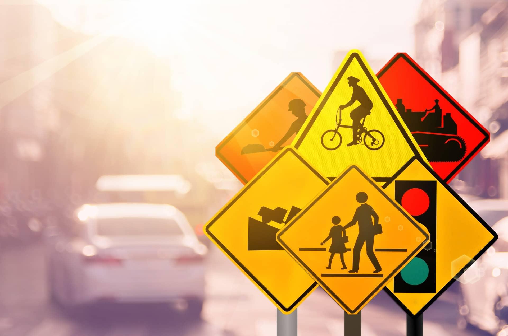 חוקי תעבורה לרוכבי אופניים